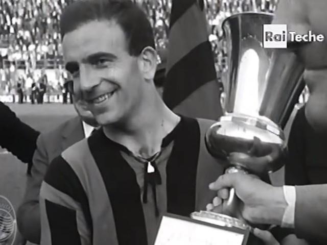 «Io, la Coppa del '63. Unica, cioè sola»