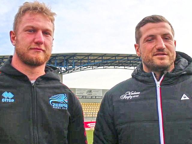 Rugby, Parma e Viadana, il senatore Ferrarini e il giovane Ceciliani pronti alla doppia sfida