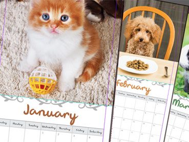 How to Create a Calendar Template in InDesign