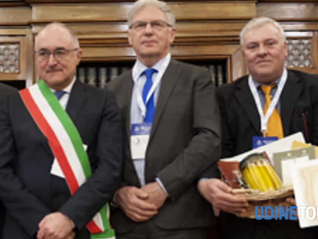 In Senato premiate le nuove 4 sagre di qualità del Fvg