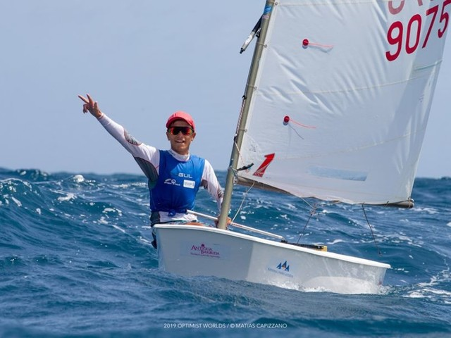 "Vela, Marco Gradoni World Sailor of the Year a 15 anni: ""Sogno le Olimpiadi e la Coppa America"""