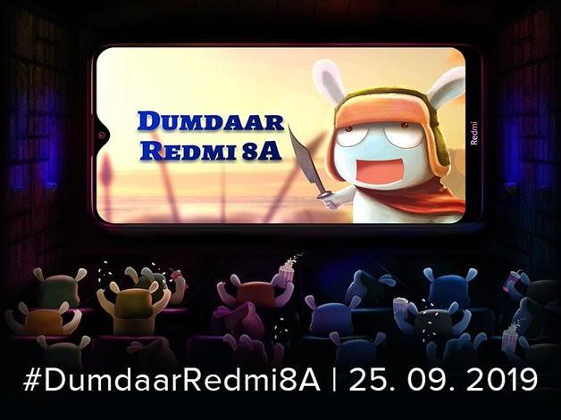 Xiaomi Redmi 8A con batteria da 5000 mAh: ecco la data!
