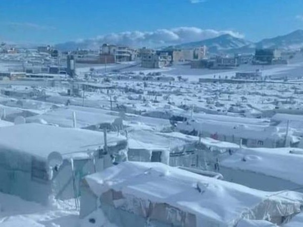 Non era Amatrice, ma un campo in Libano travolto da una tempesta di neve. Migliaia di rifugiati in condizioni devastanti