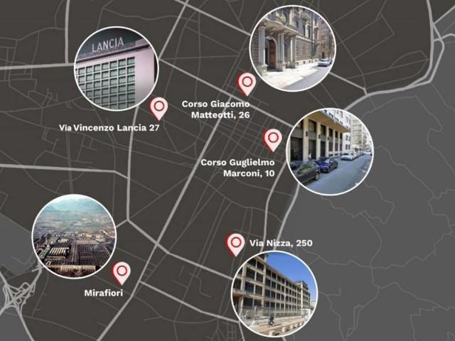 Stellantis - Ex uffici, fabbriche, sedi: il lento addio alla Torino di Agnelli e Marchionne