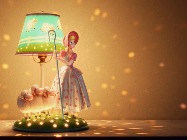Vita da lampada trailer del cortometraggio su Bo Peep di Disney+