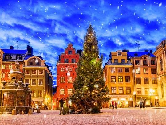 LOW COST! Stoccolma per i mercatini di Natale