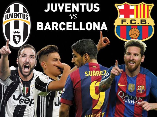 Juve-Barcellona: i numeri di una rivalità che dura da 47 anni
