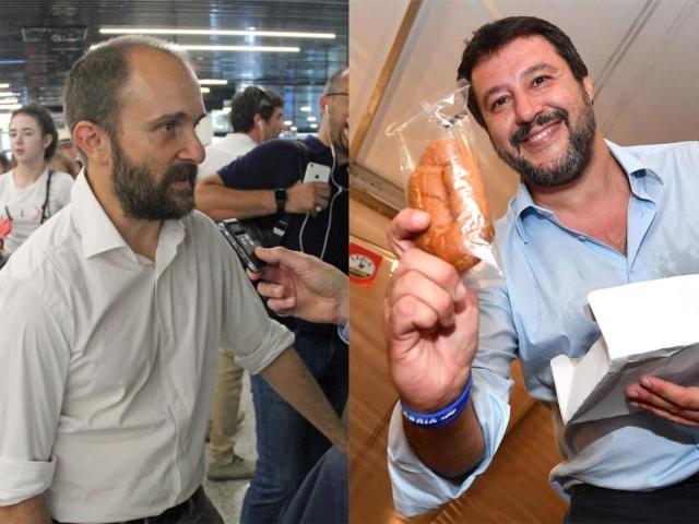 Salvini denuncia i deputati saliti sulla Sea Watch. Orfini: «Fallo pure, io non chiederò l'immunità»