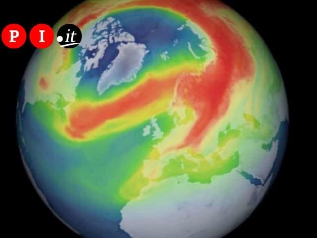 Il buco dell'ozono sull'Artico dovrebbe chiudersi verso la metà di aprile 2020