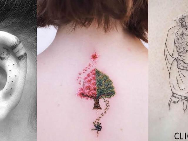 Tatuaggi belli da donna