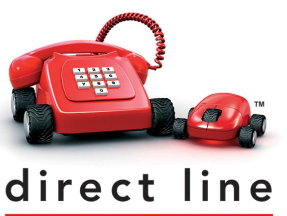 Direct Line offre l'assicurazione moto a tasso zero