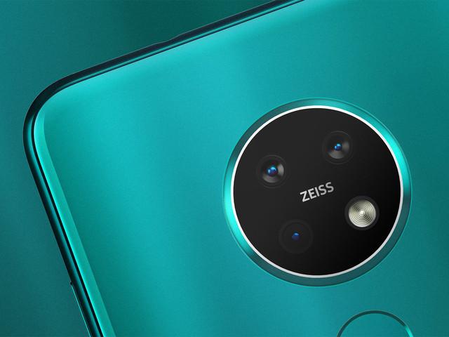 Nokia 7.2 è il primo dispositivo di HMD Global a ricevere le patch di luglio 2020