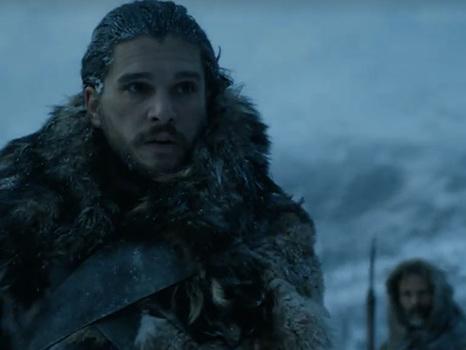 Nel nuovo trailer di Game of Thrones 7 Jon Snow mette in guardia dagli Estranei: video e analisi