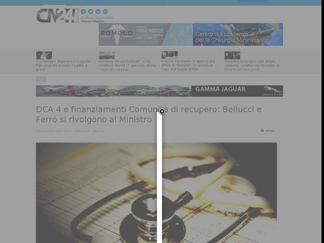 DCA 4 e finanziamenti Comunità di recupero: Bellucci e Ferro si rivolgono al Ministro