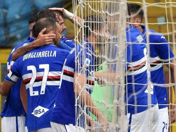 Sampdoria, le pagelle di CM: Quagliarella eterno, sorpresa Bonazzoli