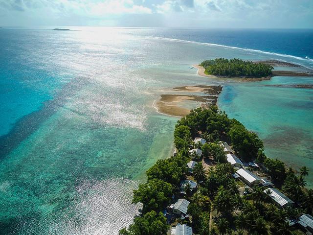 Guterres sul fronte dell'emergenza climatica: i piccoli Stati insulari non possono farcela da soli (VIDEO)