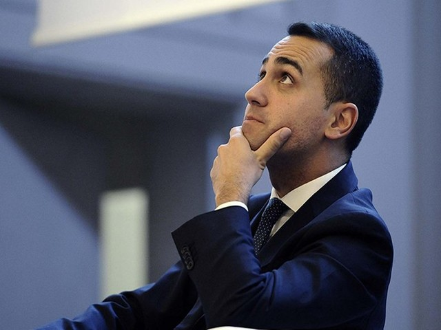 Luigi Di Maio annuncia le dimissioni da capo politico dei cinque stelle