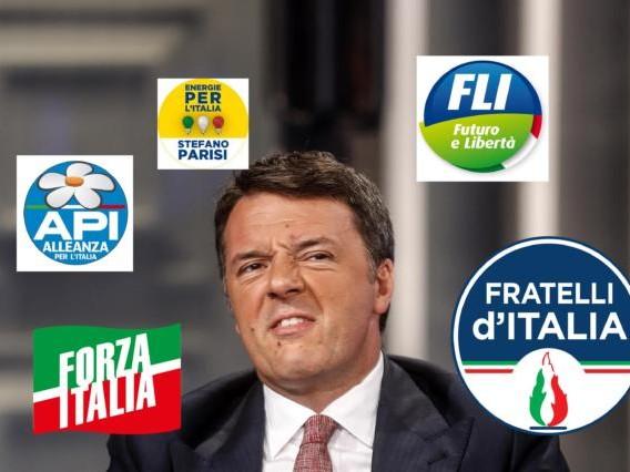 Che fine hanno fatto i partiti che avevano la parola «Italia» nel loro nome