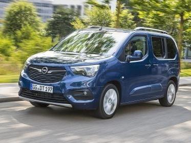 Opel, primo contatto del nuovo Combo 'Life'