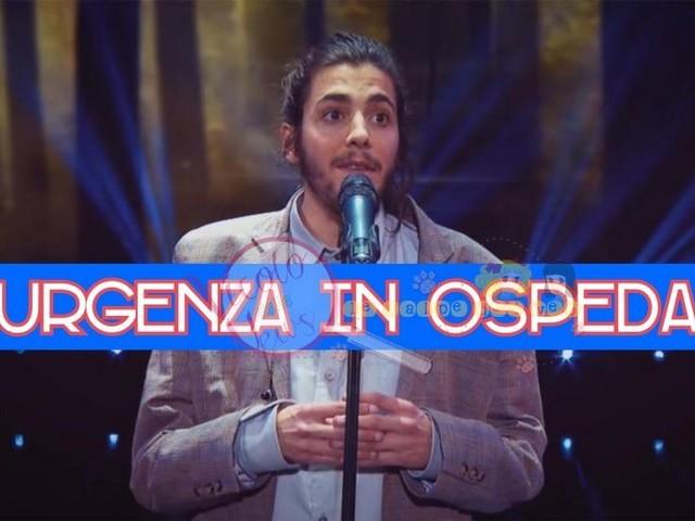 Salvador Sobral, il vincitore dell'ultimo Eurovision, ricoverato in gravi condizioni in ospedale…