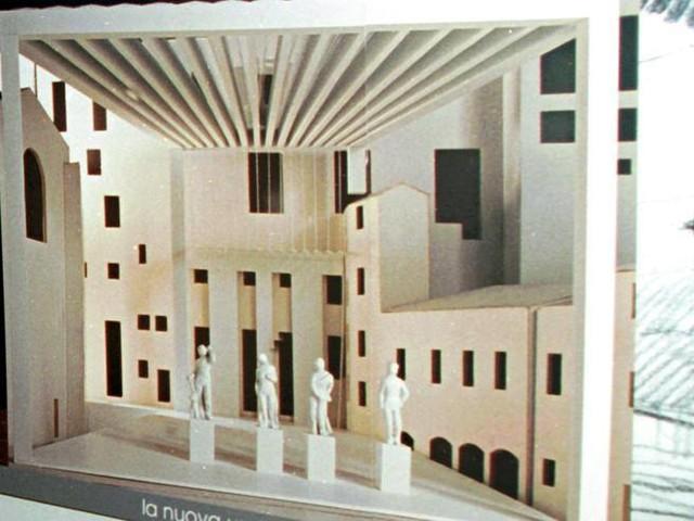 Loggia Isozaki, Museo della Lingua: via libera a 11 cantieri della cultura