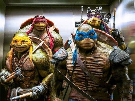 Tartarughe Ninja: le migliori scene action del film prodotto da Michael Bay