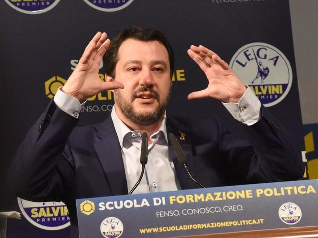 Il Time inserisce Salvini nella lista delle 100 persone più influenti