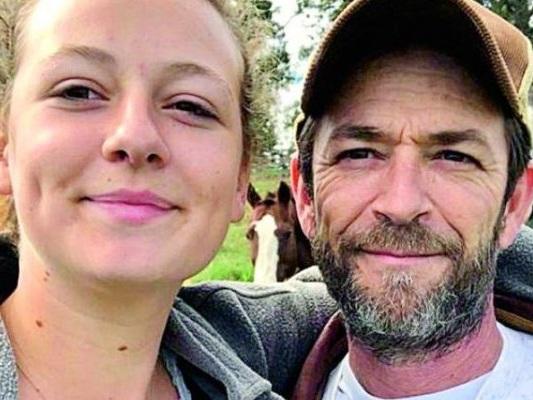 La figlia di Robin Williams difende la figlia di Luke Perry dagli haters