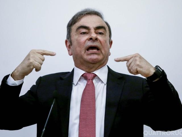 """Carlos Ghosn - """"Contro di me un complotto della Nissan e della procura giapponese"""""""
