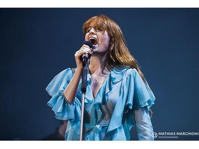 Florence and the Machine, ascolta la loro cover di 'Cornflake girl' (Tori Amos)