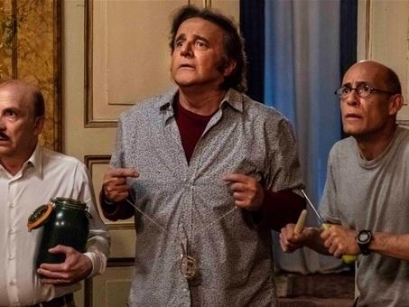 Sono solo fantasmi, Christian De Sica: «Un horror per ridere dedicato a mio padre»