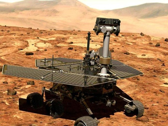 """""""Nell'atmosfera di Marte c'è ossigeno"""". Rivoluzionaria scoperta della Nasa"""