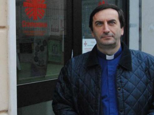 Don Pezzetti domenica a Piadena: l'ex direttore della Caritas prende possesso della sua parrocchia