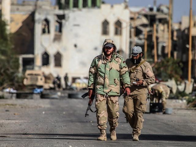 Palmira, l'Europa e la fine dell'Isis
