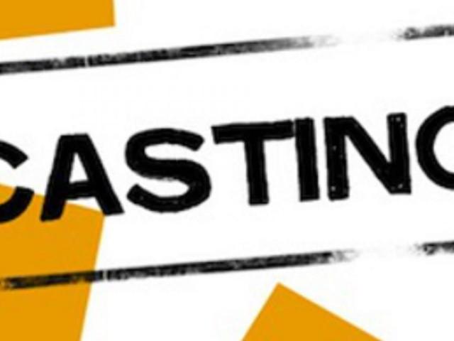Casting per una serie televisiva e per uno spettacolo teatrale