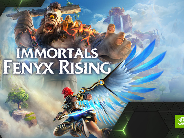 NVIDIA: Immortals Fenyx Rising è Game Ready su GeForce NOW
