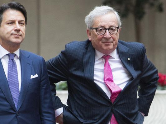 Juncker ha detto che alcuniministri italiani sono bugiardi