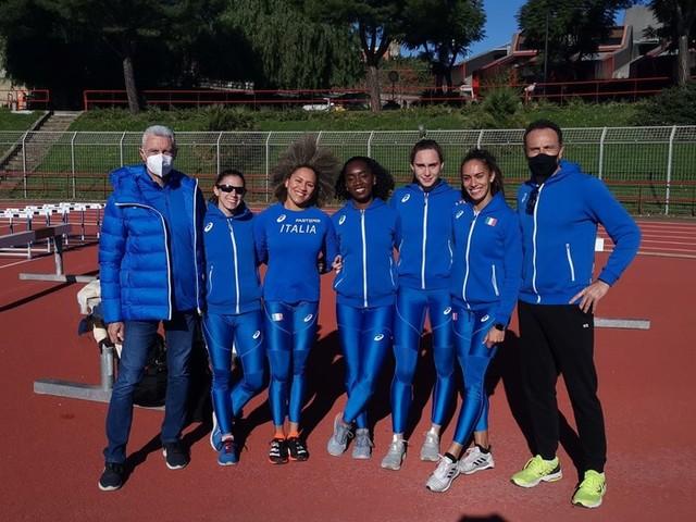 Atletica: Azzurre si allenano a Catania per Olimpiadi Tokyo