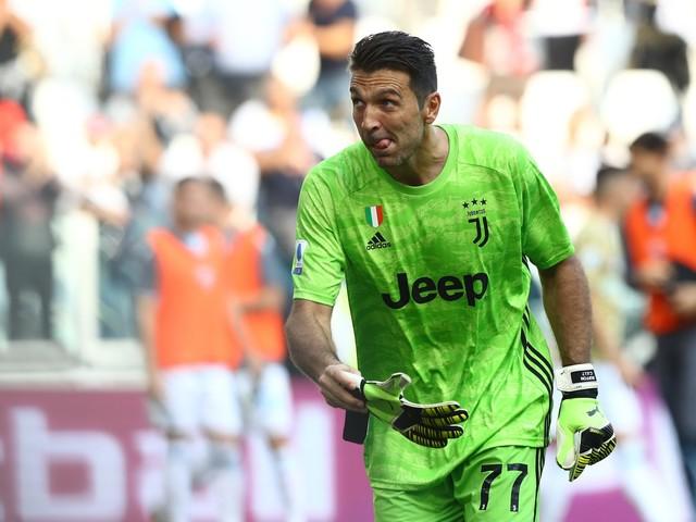 """Juventus, Buffon: """"Chiellini ha lo stesso peso di Cristiano Ronaldo"""""""