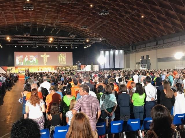 Meeting di Rimini: aperta la 40.ma edizione