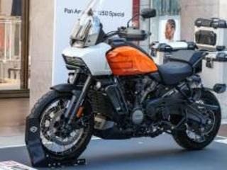 VIDEO: le novità Harley-Davidson al Milano Monza Motor Show