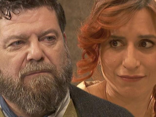 Il Segreto, trame spagnole: Mauricio raggiunge Fe in America grazie a Francisca