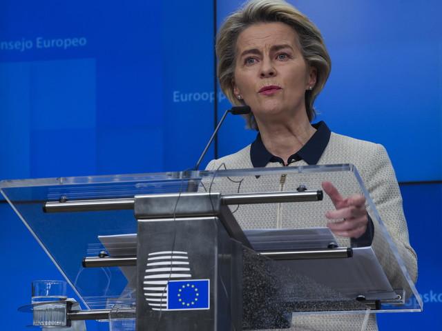 Patto di Stabilità, von der Leyen: sospensione per tutto il 2021
