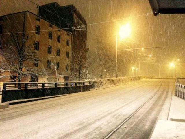 Meteo storico in Italia: la neve in pianura nel mese di Maggio