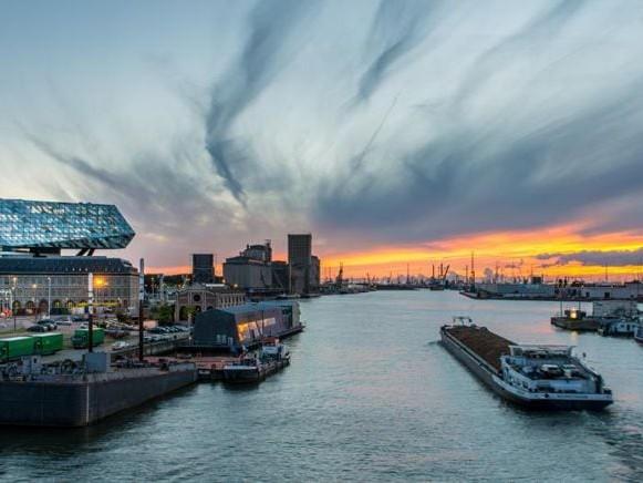 Rotterdam, Anversa e Amburgo: megaporti e campioni di sostenibilità