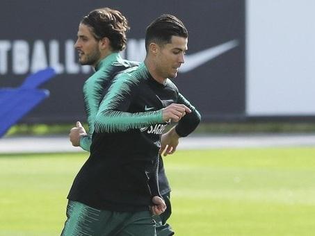 Portogallo, il ct Fernando Santos su Cristano Ronaldo: «Sta bene e domani gioca»