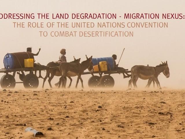Come il degrado dei suoli costringe gli africani a migrare (VIDEO)