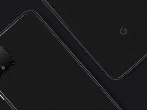 Google ha mostrato esplicitamente il Pixel 4 con doppia fotocamera quadrata