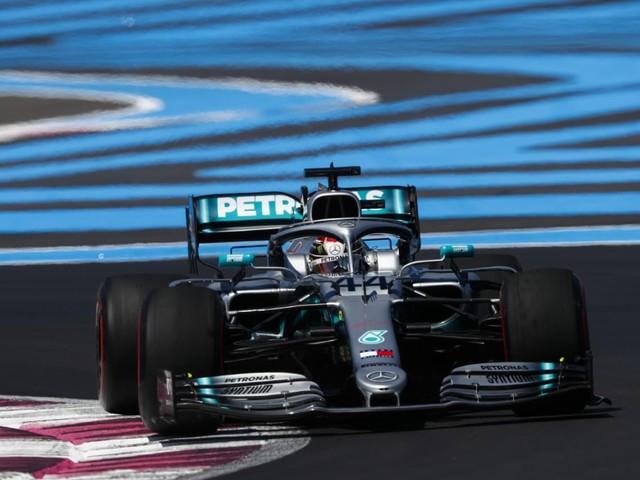 F.1, GP di Francia - Doppietta Mercedes, Hamilton vince dominando