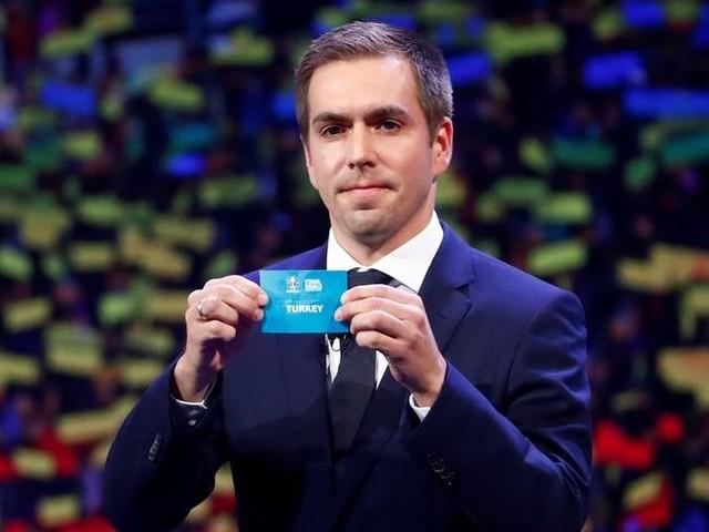 """Fase finale di Euro 2020: nei sorteggi l'Italia pesca Galles, Svizzera e Turchia. Mancini: """"Girone equilibrato"""""""